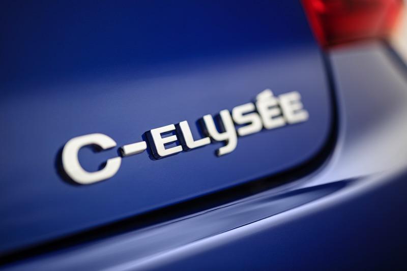 Nouvelle Citroën C-Elysée