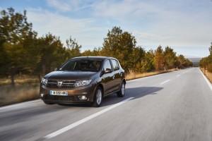 Nouvelle Dacia Sandero