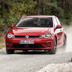 Scoop : Volkswagen Golf restylée