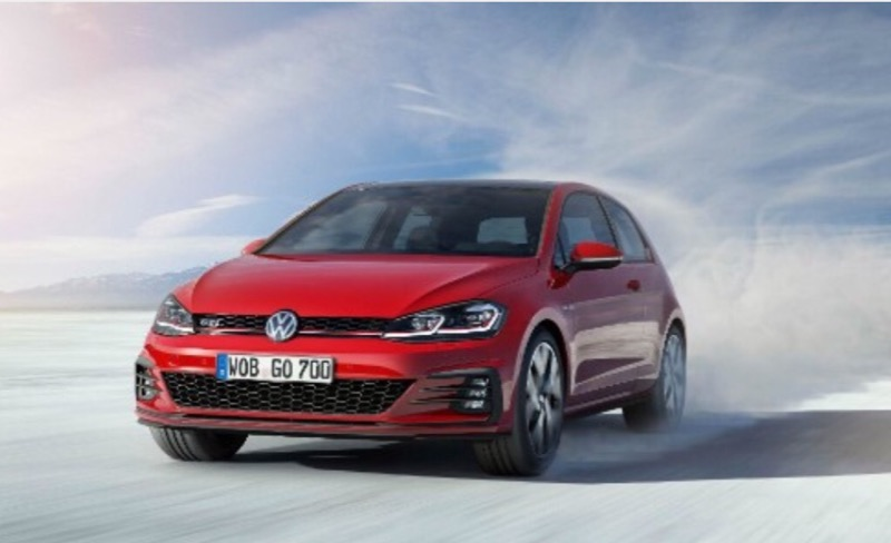 Volkswagen Golf restylée