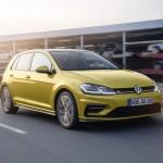 Les nouveautés de la Volkswagen Golf 2017