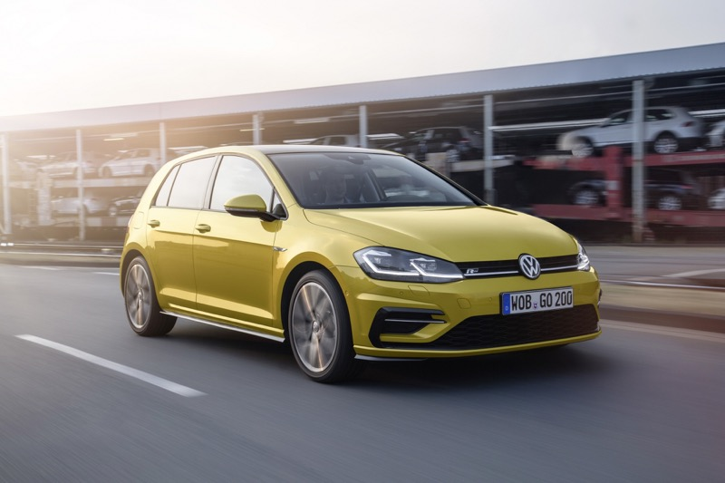 Volkswagen Golf 2017 R-Line