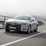En approche : nouvelle Opel Insignia Grand Sport 2017