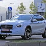 Mercedes GLA : restylé pour 2017