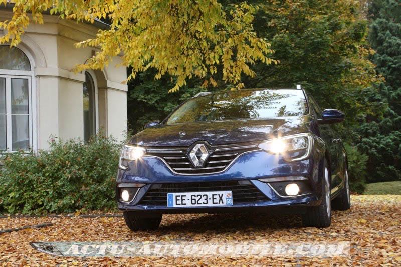 Essai nouvelle Renault Mégane Estate