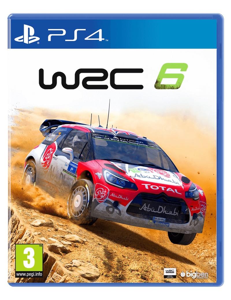 Essai WRC 6 sur PS4