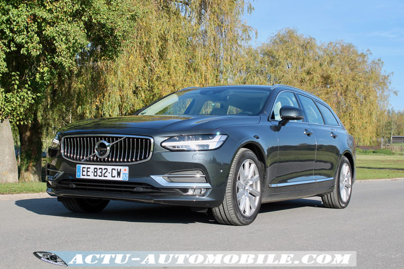 Volvo V90 D4 Inscription