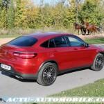 Essai Mercedes GLC Coupé : conclusion