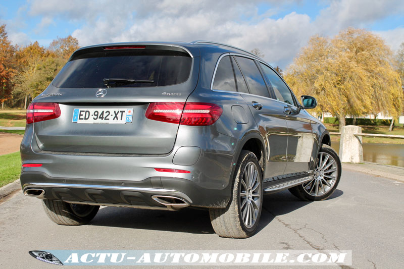 passion suv essai mercedes glc 350e hybrid plug in 55950 euros voir nouveau bonus a d duire. Black Bedroom Furniture Sets. Home Design Ideas