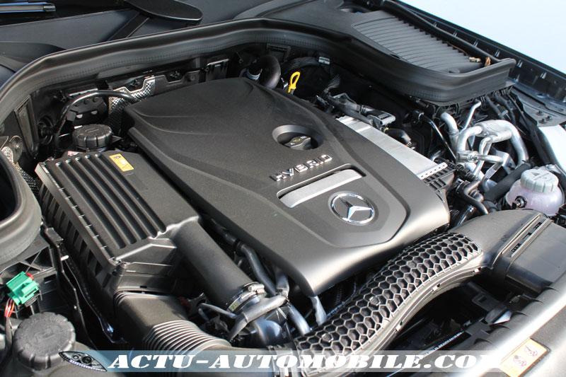 Mercedes GLC 350e Plug-Huile XTEC 5W30 C2 - BARDAHLHybrid