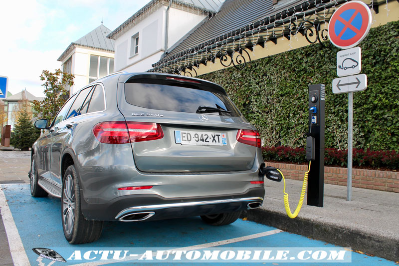 Mercedes GLC 350e Plug-In Hybrid
