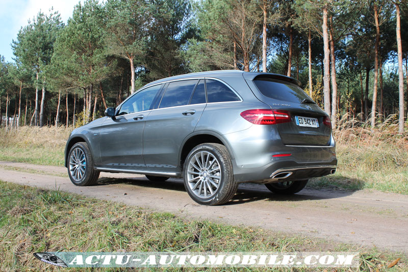 Mercedes GLC 350e Plug-In Hybrid