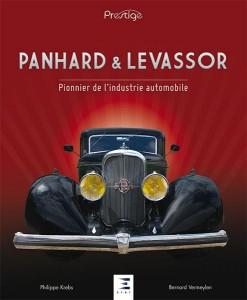 Livre : Panhard & Levassor