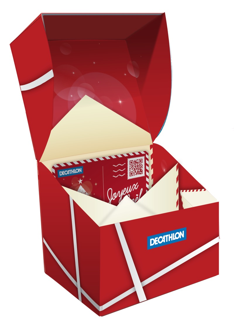Carte cadeau Decathlon
