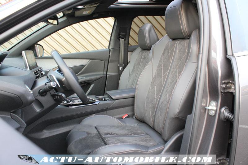 Sellerie Peugeot 3008 GT