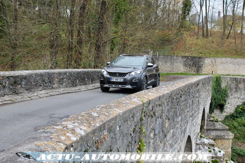 Motorisation BlueHdi 180 - 3008 GT
