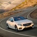 Nouvelle Mercedes Classe E Coupé : suite de lignée