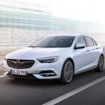 Les photos de l'Opel Insignia Grand Sport