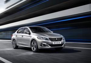 Nouvelle Peugeot 301