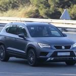 Seat Ateca Cupra : 290 ch pour le SUV ibère