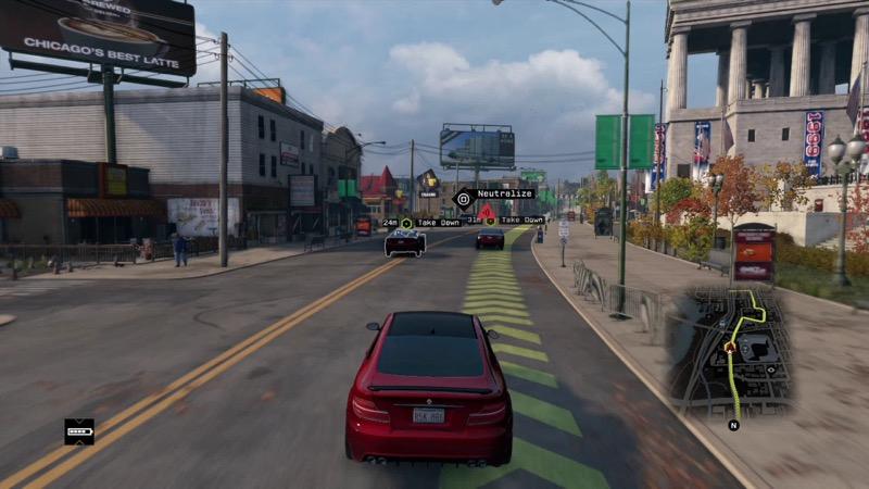 Test Watchdogs 2 sur PS4