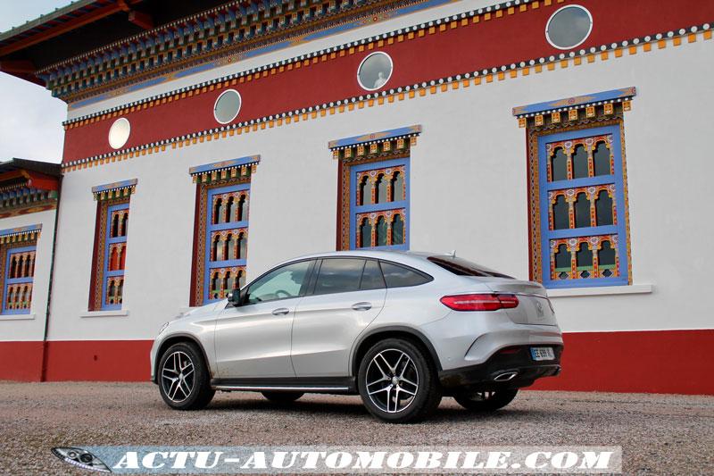 Mercedes GLE Coupé 350d 4MATIC - Fascination