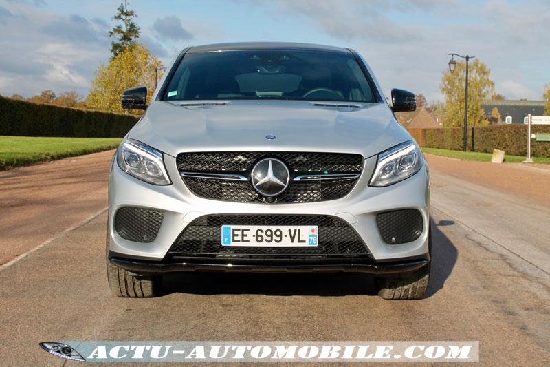 Mercedes GLE Coupé 350d 4MATIC