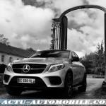 Conclusion de l'essai Mercedes GLE Coupé 350d