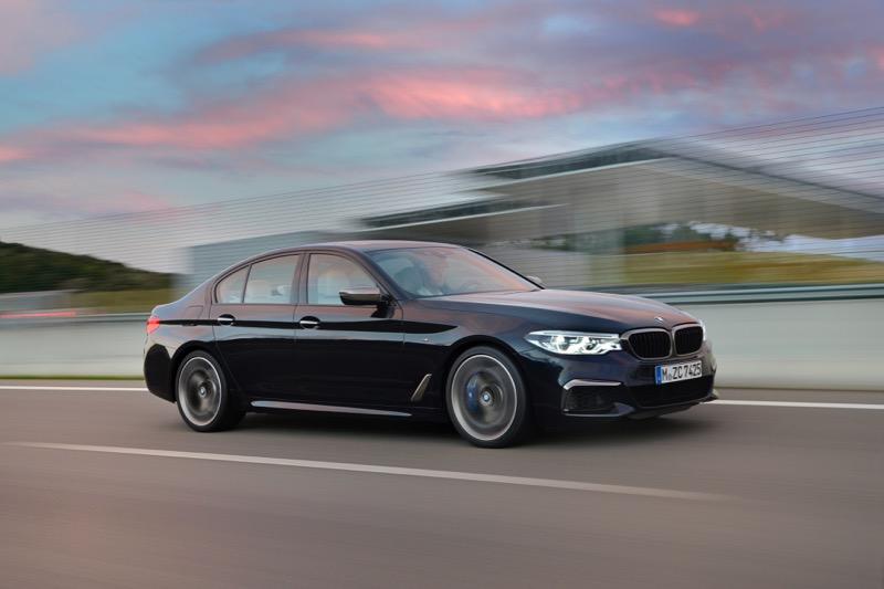 Nouvelle BMW M550i xDrive
