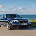 Nouvelle BMW M550i xDrive : digne de la M5