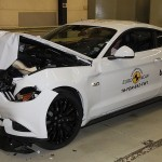 2 étoiles au Crash EuroNCAP pour la nouvelle Mustang