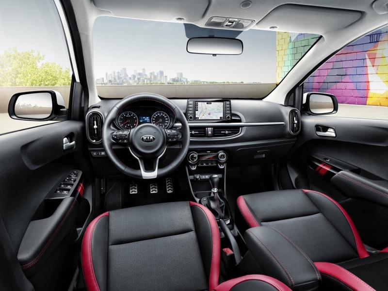 nouvelle Kia Picanto 2017