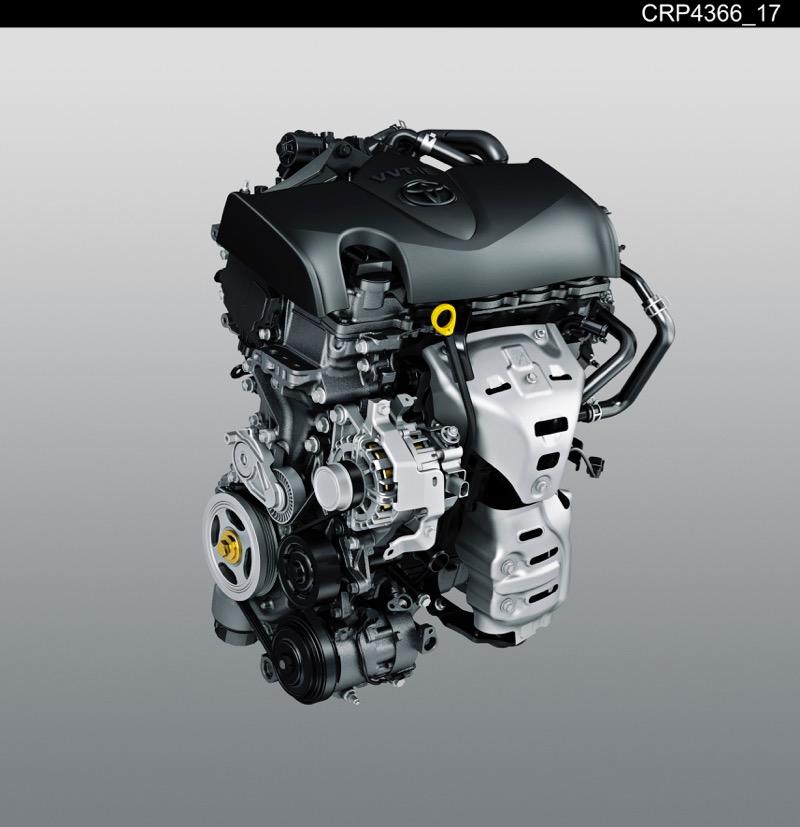 Moteur 1.5 de la Toyota Yaris