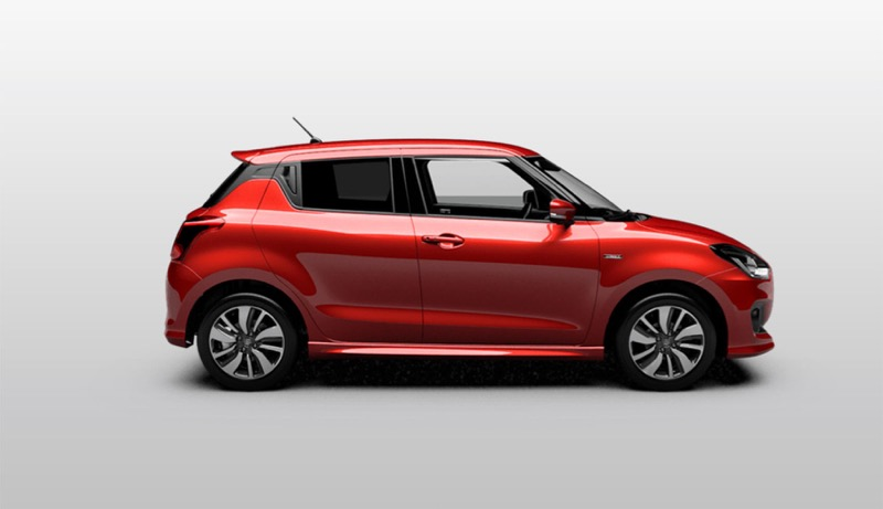 nouvelle Suzuki Swift 2017