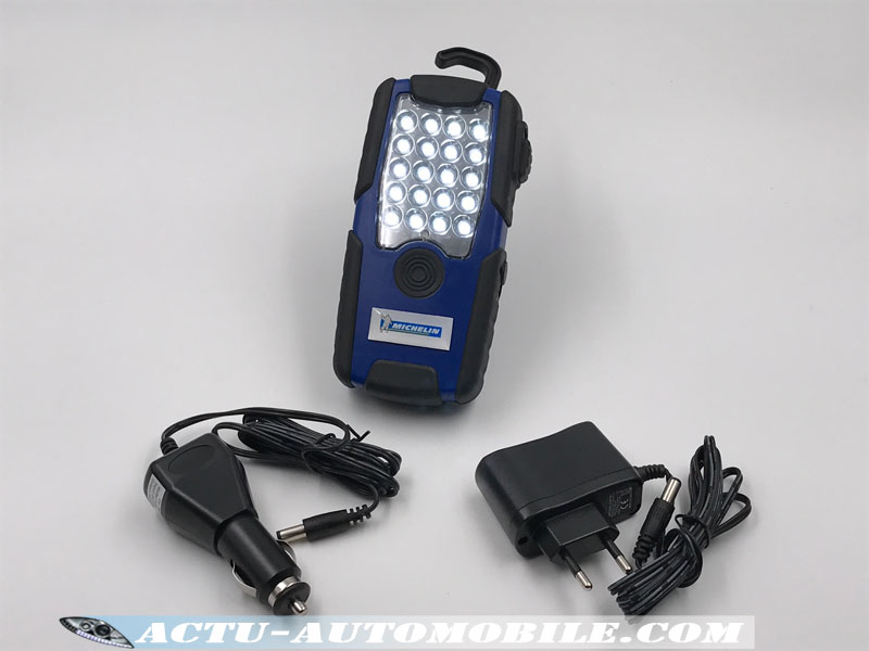 Lampe de poche LED Michelin : M2L15