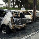 650 voitures brûlées au Nouvel an 2017