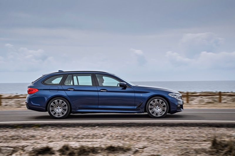 nouvelle BMW Série 5 Touring