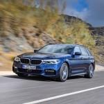 Nouvelle BMW Série 5 Touring : au top