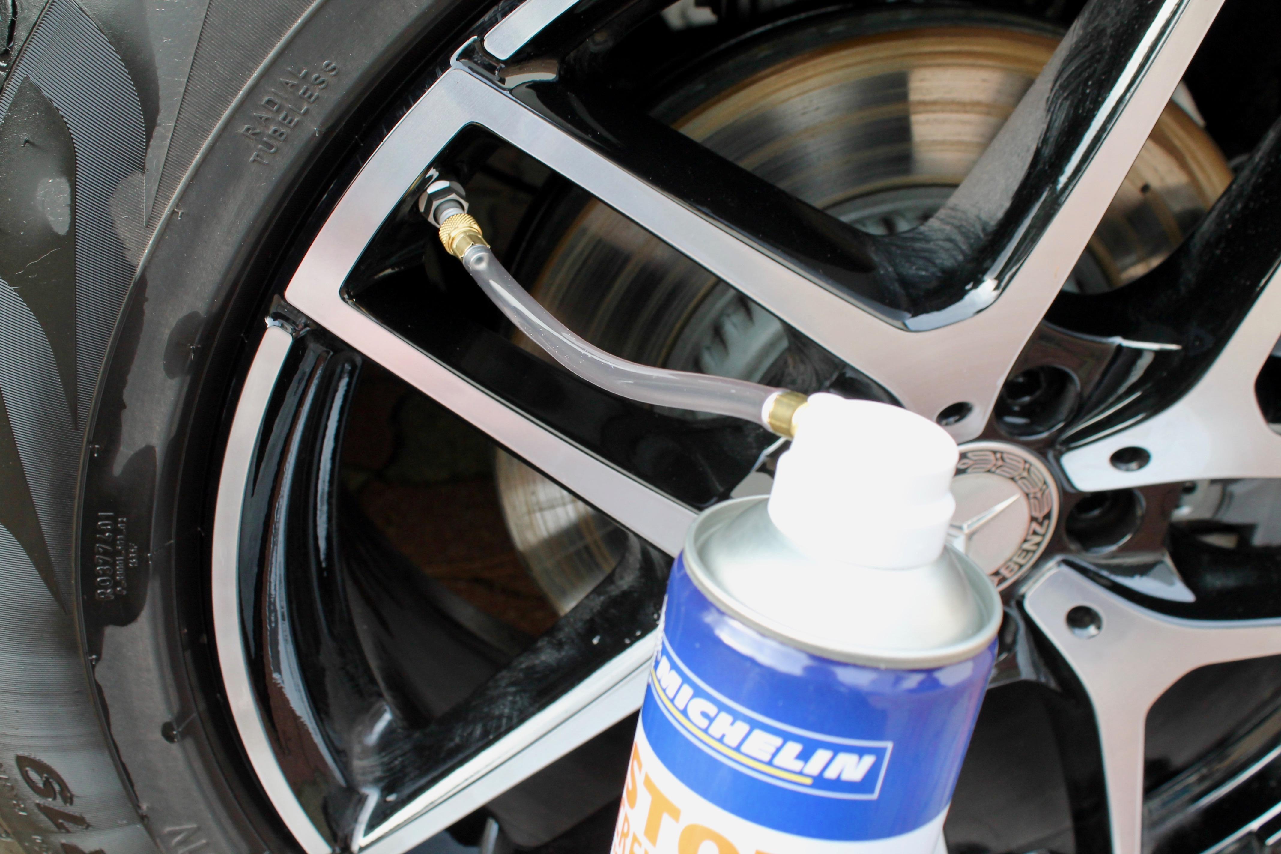 reparation de pneu tubeless sans quit