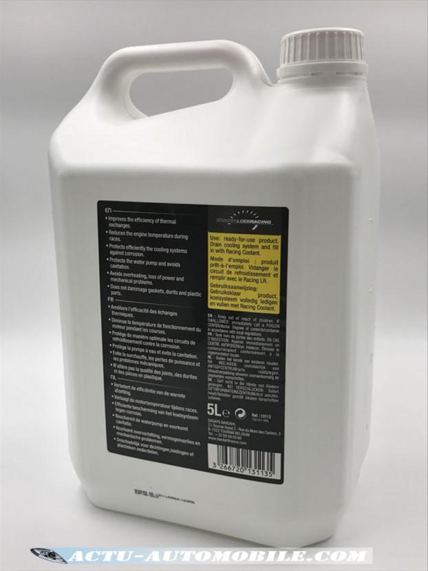 Liquide de refroidissement Bardahl