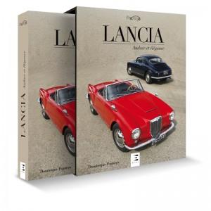 Livre : Lancia, audace et élégance