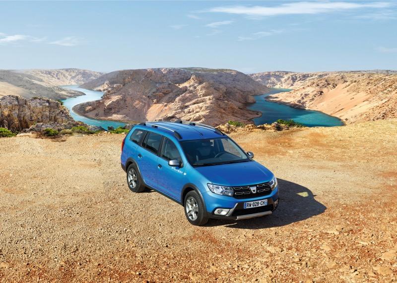 Dacia Logan MCV version Stepway
