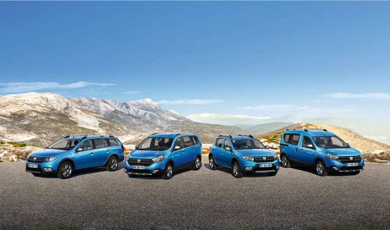 Dacia Logan MCV version Stepway