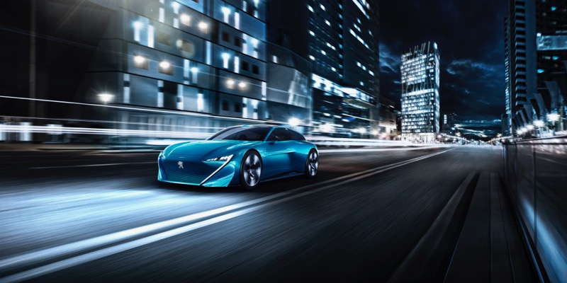 Genève 2017 : Peugeot Instinct Concept