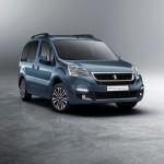 Peugeot Partner Tepee Electric : arrivée tardive
