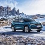 Skoda Kodiaq Scout : le SUV rhabillé SUV