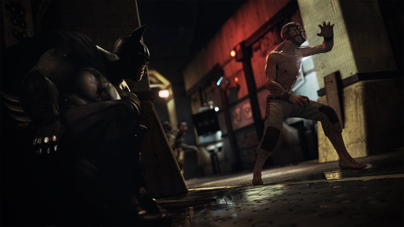 Test Batman Return to Arkham PS4