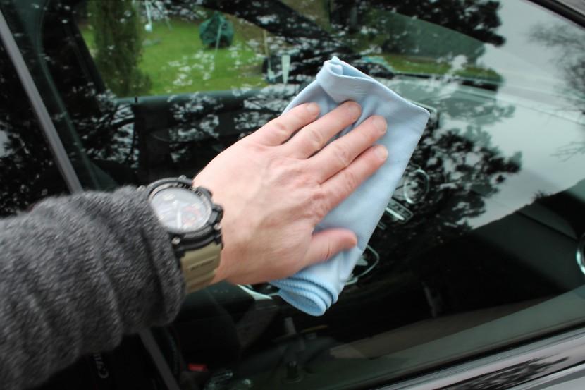 Kit L'essentiel entretien - Bardahl  - Microfibre vitres