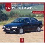 Livre : la Peugeot 405 de mon père