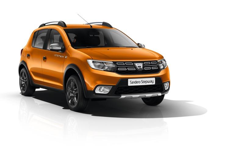 Dacia Sandero Explorer